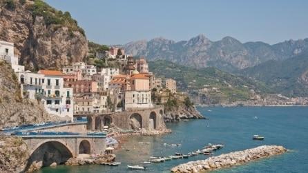 I 10 luoghi più belli a strapiombo sul mare