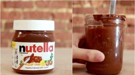 Ecco come fare la Nutella in casa