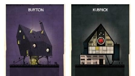 Archidirector: le case disegnate dai più grandi registi cinematografici