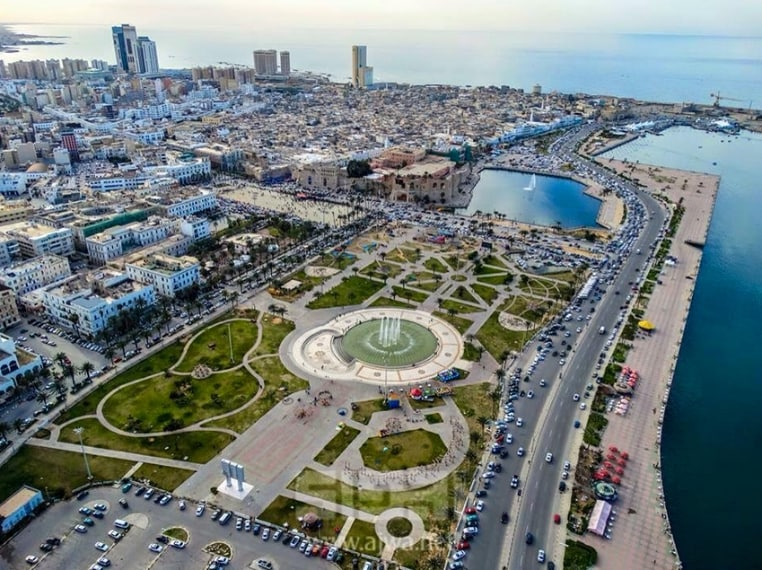Tripoli, la bellissima capitale della Libia
