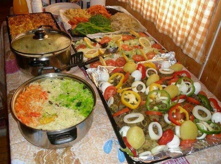 Cucina somala