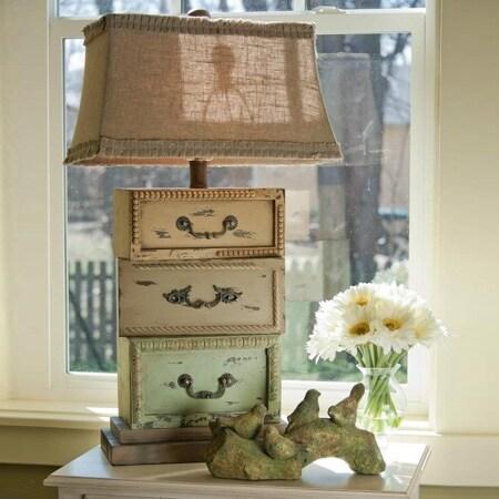 Una lampada unica