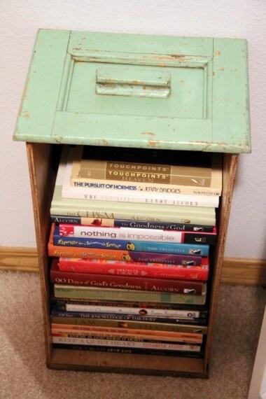 Il porta-riviste pratico e originale
