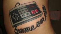 I tatuaggi più incredibili, che solo un amante dei videogiochi potrebbe capire
