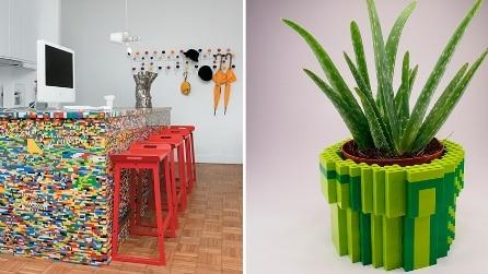 Le creazioni più incredibili: i Lego come non li avete mai usati