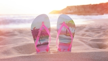 Havaianas: le infradito colorate per l'estate 2015