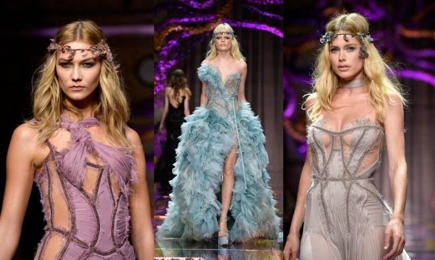 Atelier Versace collezione autunno inverno 2015 2016