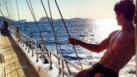 Roberto Bolle è il nuovo sex symbol di Instagram