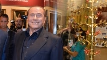 """Berlusconi in visita all'Expo di Milano: """"L'ho voluta io"""""""