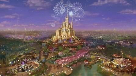 Ecco come sarà lo Shanghai Disneyland Resort, il primo della Cina Occidentale