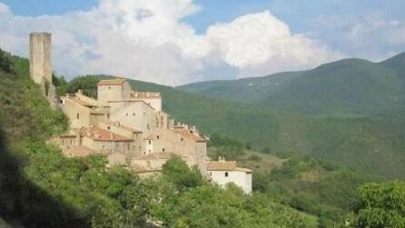 Italia: intero borgo vendesi a 22.800.000 euro