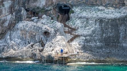 Grotta del Fico di Baunei (Sardegna)