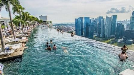 Spettacolari piscine in cui fare il bagno almeno una volta nella vita