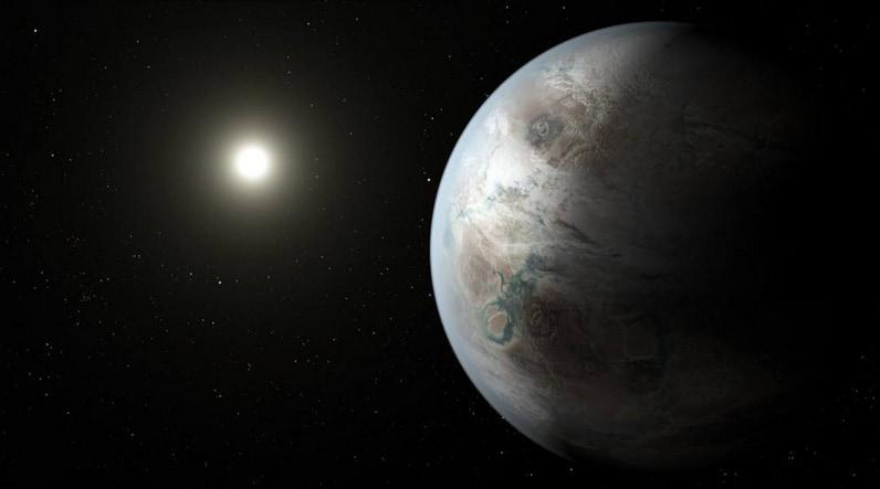 Il pianeta è persino più vecchio del sole di 1.5 miliardi di anni.