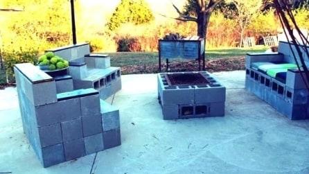 Quando scoprirete cosa si può fare con dei semplici mattoni, resterete sbalorditi