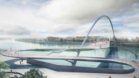 Londra: un nuovo ponte sul Tamigi
