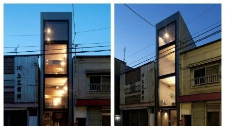 1.8m house: ecco la casa più piccola del Giappone
