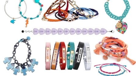 Braccialetti per l'estate: colorati e originali
