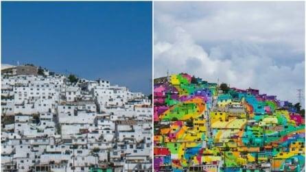 Messico: ecco il murale più grande del paese