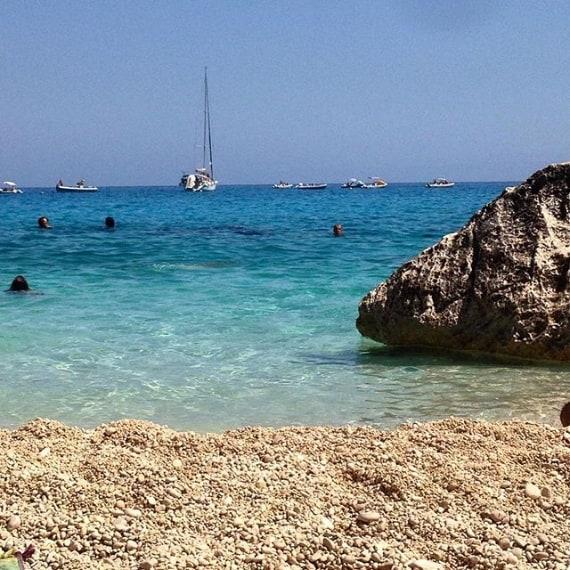 Vergine – Cala Goloritze in Sardegna