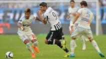 Amichevoli, Marsiglia-Juventus 2-0