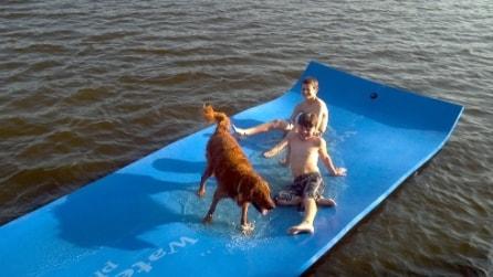Si chiama WaterMat ed è l'oggetto più desiderato dell'estate