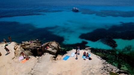 Le spiagge più belle d'Italia per Legambiente