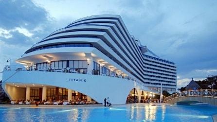 Titanic Hotel: dormire sul famoso transatlantico oggi si può ma senza naufragio