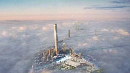Dubai One Tower: la torre residenziale più alta del mondo