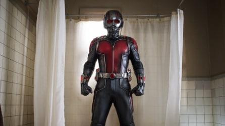 """Ant-man"": le foto dal set"