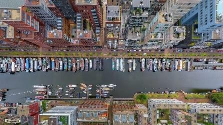 Il mondo visto dall'alto: i più bei panorami in alta risoluzione