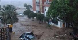 Devastante alluvione a Rossano Calabro, le immagini dei nostri lettori