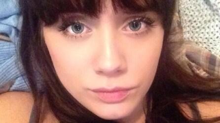 Trova su Instagram una ragazza identica a lei e non può credere ai suoi occhi
