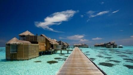 I 10 alberghi sull'acqua più affascinanti del mondo