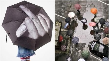 I 10 ombrelli più creativi che abbiate mai visto