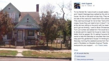 Pubblica un post su Facebook e ottiene 6mila condivisioni: ecco cosa è riuscito a fare