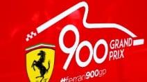Ferrari, ecco il logo per i 900 GP in Formula 1