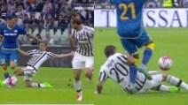 """Rabbia Udinese: """"Padoin andava espulso"""""""