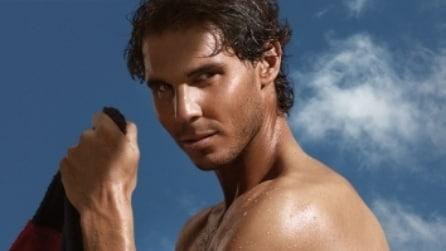 Rafael Nadal è il nuovo testimonial Tommy Hilfiger