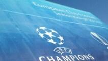Juventus e Roma al sorteggio Champions di Montecarlo