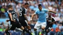 Premier, Manchester City-Watford 2-0