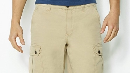 Bermuda cargo da uomo: gli indumenti più odiati dalle donne
