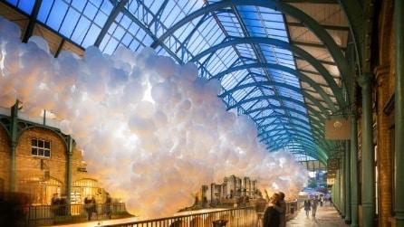 Heartbeat: Covent Garden diventa una galleria d'arte a cielo aperto