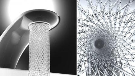 L'idea geniale: ecco il rubinetto che permette di risparmiare acqua