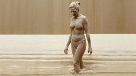 Scolpite nel legno: le incredibili opere che sembrano vivere