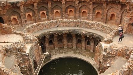 Pozzi a gradini, meraviglie nascoste dell'architettura indiana