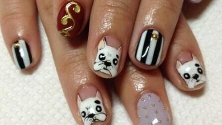 Pet manicure