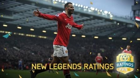 "FIFA 16, le 10 nuove ""leggende"": ci sono due italiani"