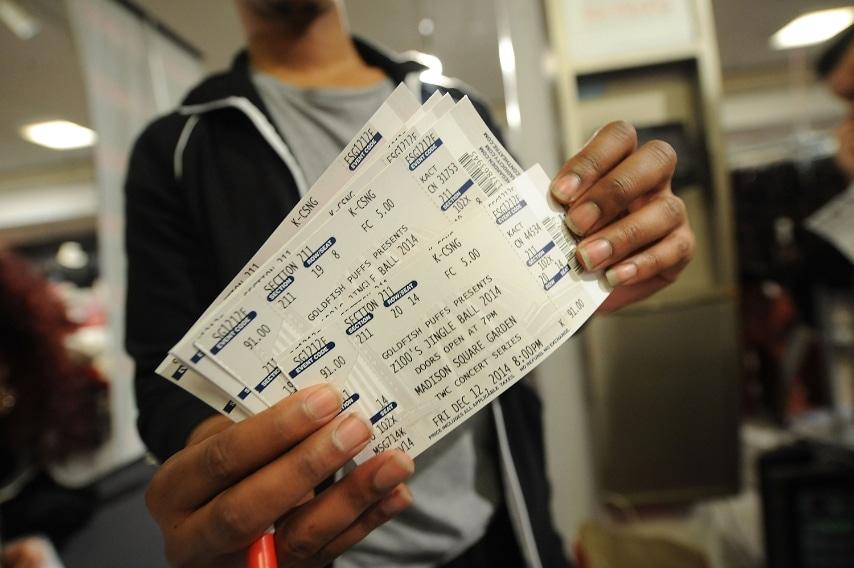1.263 biglietti di concerti