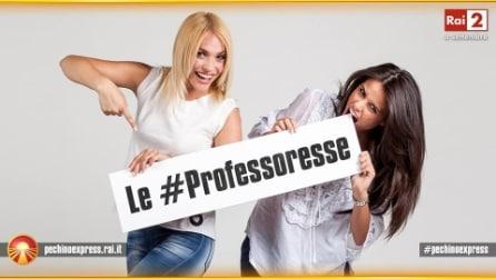 Laura Forgia ed Eleonora Cortini a Pechino Express 2015